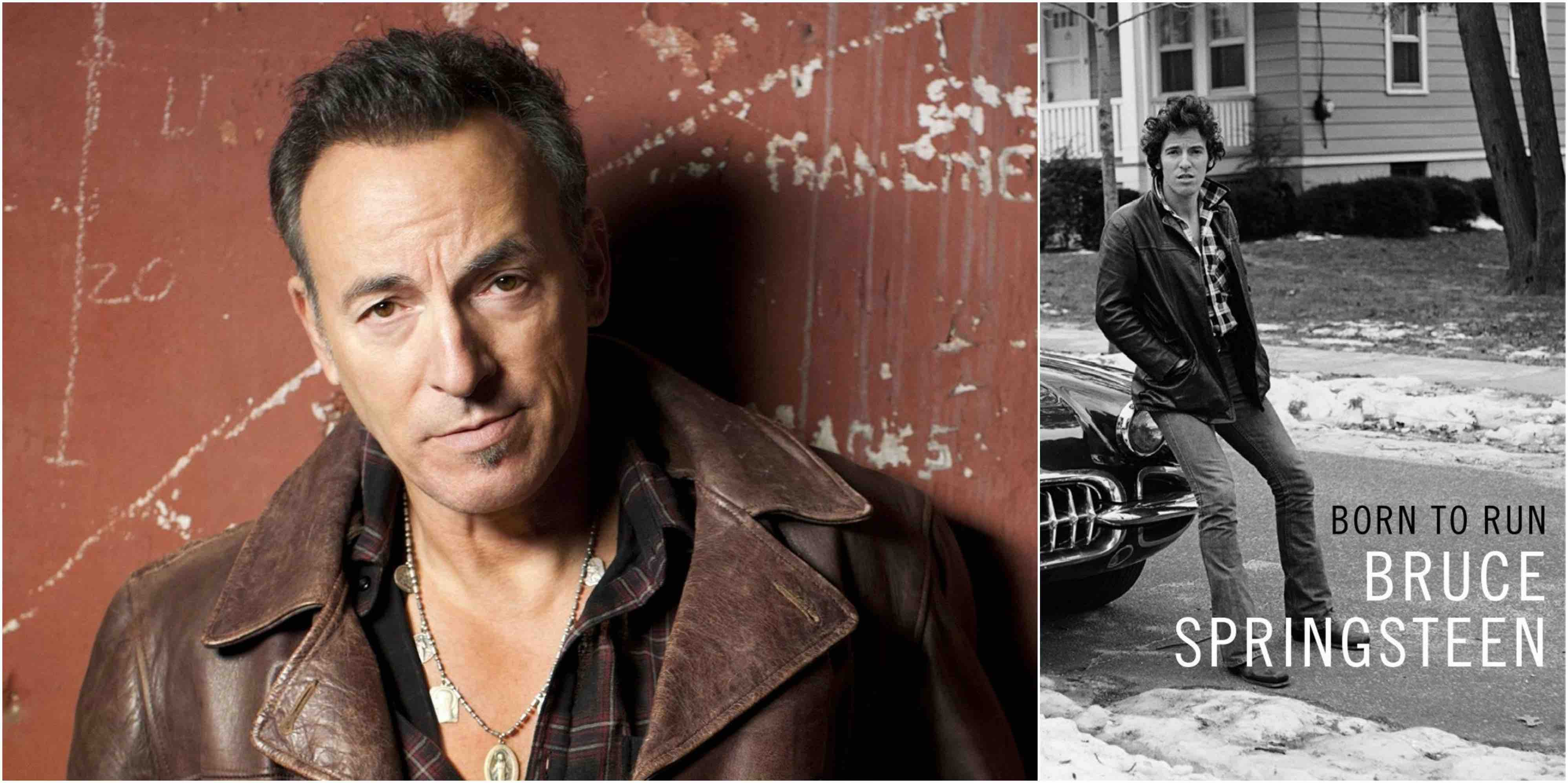 Born to Run prima autobiografia di Bruce Springsteen