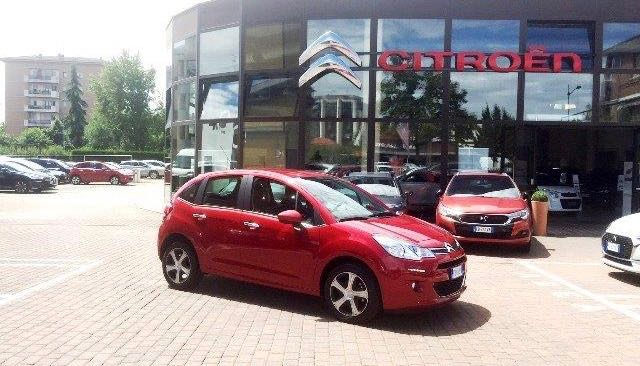 Citroen C3 BLUEHDI 75CV FAP- FEEL EDITION KM ZERO