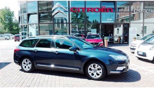 Citroen C5 HDi 160 aut Business Tourer NAVI - KM CITROEN