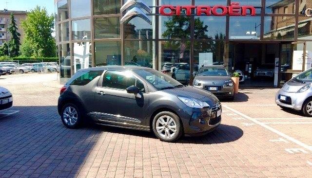 DS Automobiles DS 3 3 porte VTI 82CV PURE TECH SO CHIC