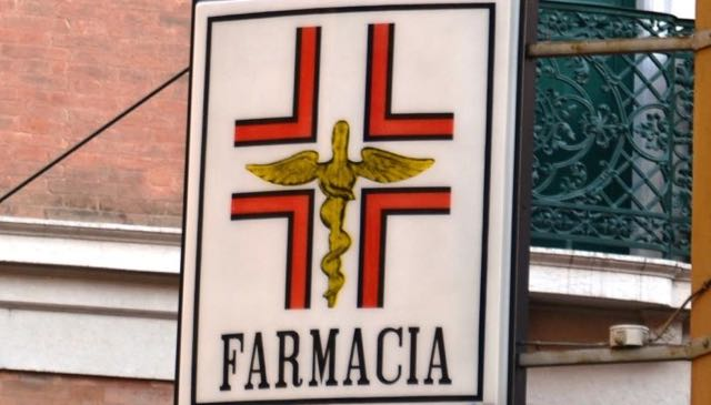 Farmacia Insegna light