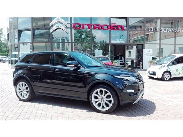 Land Rover Range Rover Evoque TD4 Dynamic - KM DOC LAND ROVER - FULL