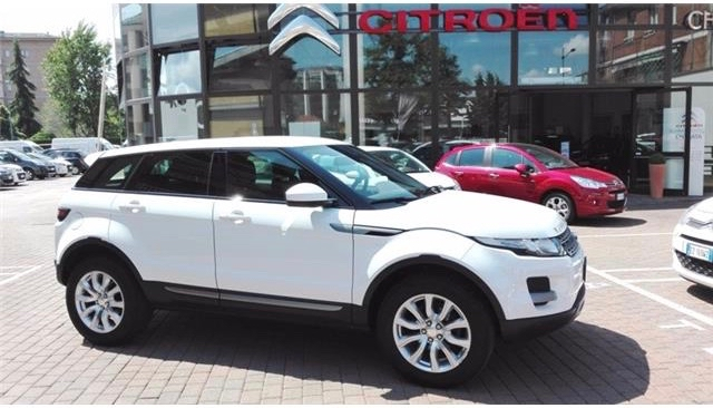 Land Rover Range Rover Evoque TD4 Pure Tech Pack DOC L ROVER