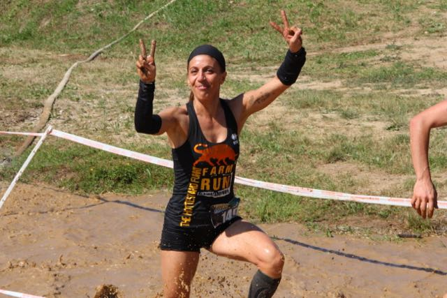 Patty-Nevi-Fango boves mud run 2016