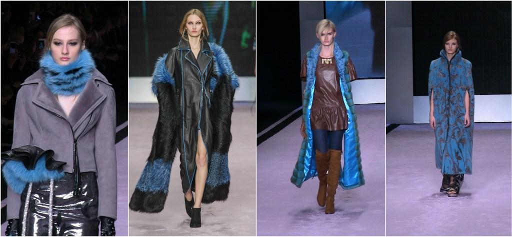reputable site d93ec efd74 Milano Fashion Week F/W 2017: la sfilata Italian Fur Fashion ...