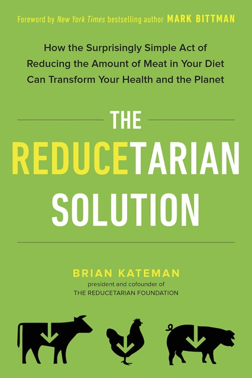 the-reducetarian-solution - book