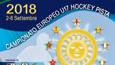 A Correggio gli Europei Under 17 di Hockey su pista