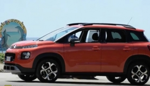 Citroën C3 Aircross Test Drive - Video