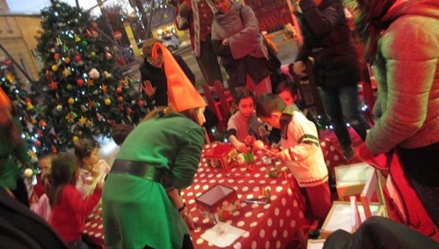 Casa Di Babbo Natale Reggio Emilia.Parma Al Barilla Center Torna La Casa Di Babbo Natale