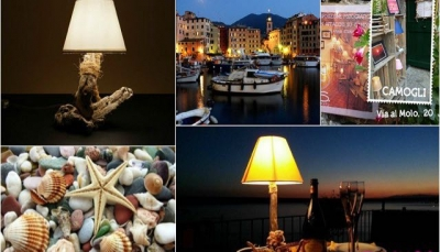 Il design dal richiamo del mare: The beach lamp