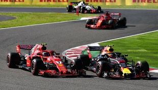 F1, Giappone: Game Over
