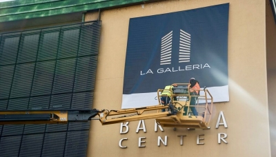 Barilla Center diventa La Galleria