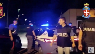 """La banda del foro"", arresti tra Benevento e Parma - video"