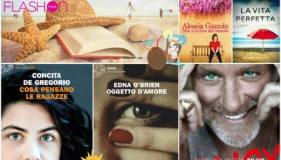 I libri dell'estate 2016