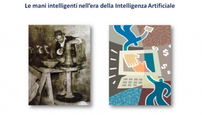 Le mani intelligenti nell'era della Intelligenza Artificiale