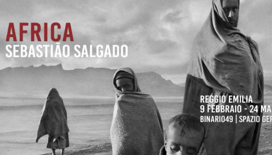 100 Fotografie Del Celebre Sebastião Salgado In Mostra A Reggio Emilia