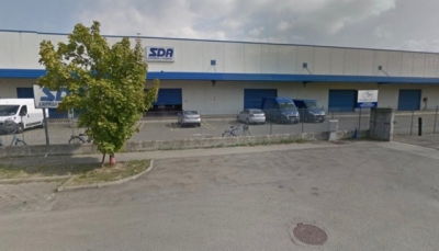 Furto alla SDA Express Courier in via Veroni
