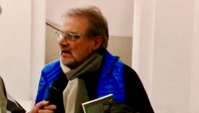"Oliviero Toscani e la sua ""Fabrica"" a Parma per Parma2020 - Imagine-Point Of View - (video)"