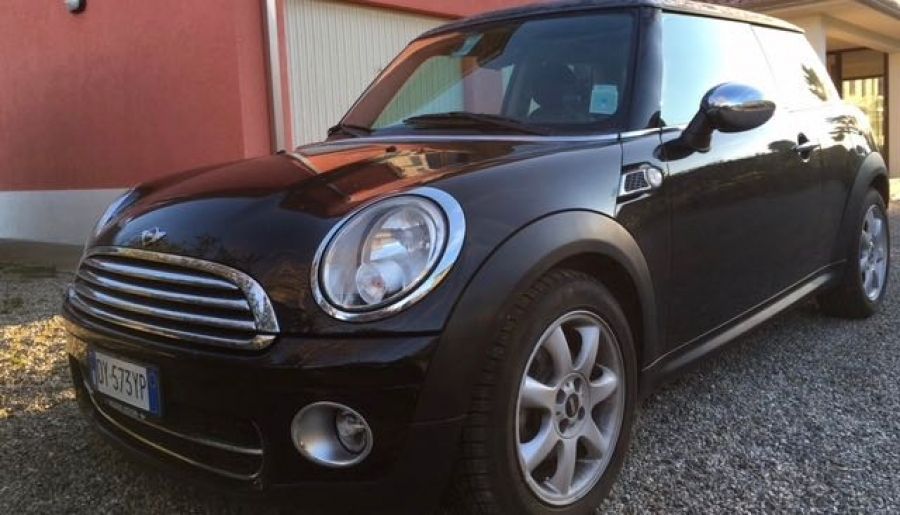 Mini cooper d super accessoriata ottime condizioni for Auto super accessoriata