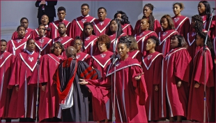Direttamente dagli Stati Uniti: Every Praise & Virginia Union Gospel Choir