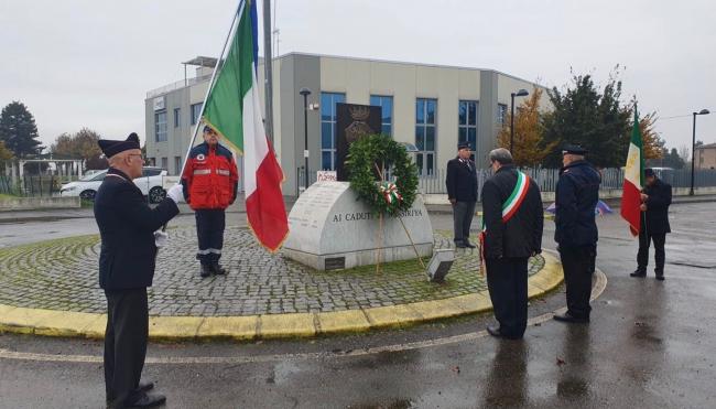A Bomporto commemorazione per i caduti di Nassiriya - Gazzetta dell'Emilia & Dintorni