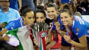 Volley: Modena ko. Scudetto a Novara