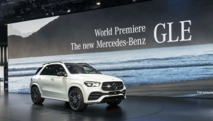 Nuova Mercedes-Benz GLE - Video