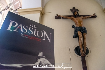 "Ha riaperto la mostra ""The Passion"""