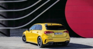Mercedes-Benz Classe A35 AMG - video