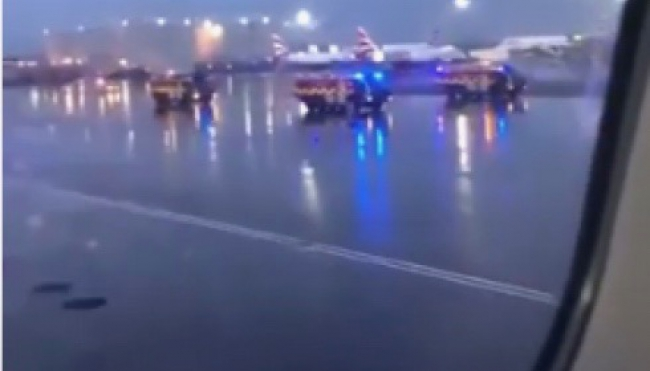 Volo Londra – Verona. Odore di bruciato, allarme aereo British Airways – VIDEO