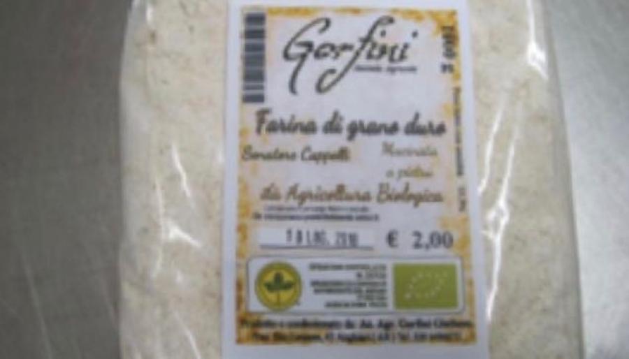 Piombo nella Farina BIO di grano duro Senatore Cappelli. 7eb5d6488f28