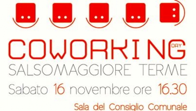 Coworking Day a Salsomaggiore Terme