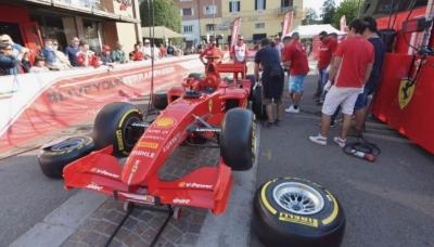 Back Cover Ferrari FF Iphone 5 sognando il