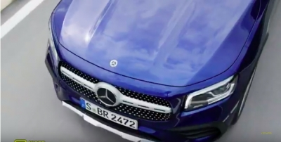 Nuovo Mercedes-Benz GLB - VIDEO
