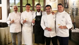 Al Vedel il gusto di IN THE KITCHEN TOUR 2019