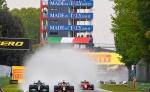 F1, l'Imola della felicità
