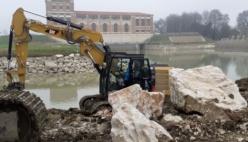 Emilia Centrale, più sicurezza in due mosse per il nodo idraulico di Mondine