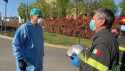 Emilia Romagna: nessun decesso, complessivamente, in Emilia-Romagna i decessi sono arrivati a quota 4.252.
