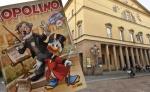 Topolino celebra Parma e il Festival Verdi