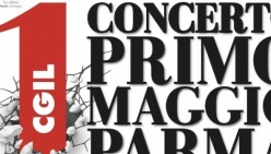 Concerto Primo Maggio al Parco ex Eridania di Parma
