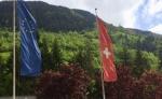 La neutralità della Svizzera, cassaforte del mondo.