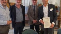 Protocollo d'intesa tra OI Pomodoro da industria del Nord Italia e Crea