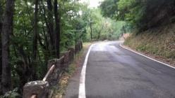 Lavori in diversi tratti di strade provinciali in Appennino