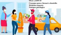 Riattivato il telefono protezione sociale 0521 218970