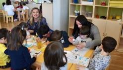 A Parma l'Inglese nei servizi per l'infanzia rivolto ai bambini dai 4 mesi ai 6 anni
