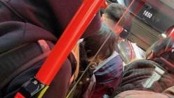"""Bus n° 7, """"pieno come un uovo"""". Errore o perfetto isolamento dal virus?"""