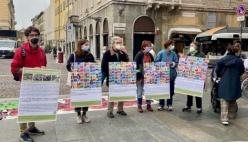 Salviamo l'aria di Parma. Oggi la consegna della petizione