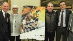 """""""La Forma dell'Ideologia"""": la nuova mostra a Palazzo del Governatore di Parma"""