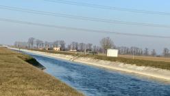 Siccità invernale, il Canale Emiliano Romagnolo anticipa l'irrigazione
