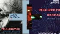All'Antica Farmacia di San Filippo Neri la mostra di Paolo Novelli, con musica live e dj set